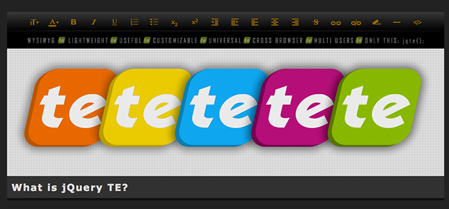 jQuery-TE-Text-Editor-with-jQuery-plugin