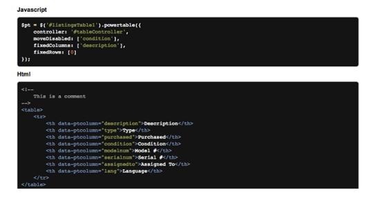 jQuery-Litelighter-Light-Weight-Syntax-Highlighting-for-jQuery