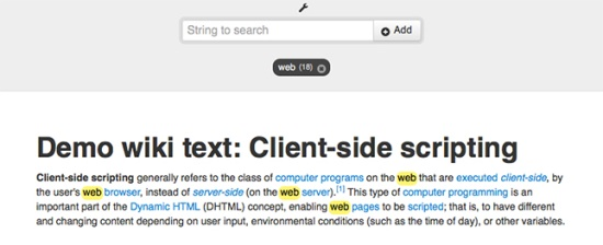 Demo-wiki-text-Client-side-scripting
