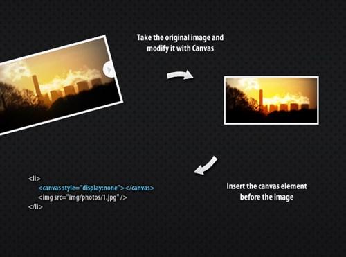 6. A-HTML5-Slideshow-wCanvas-jQuery