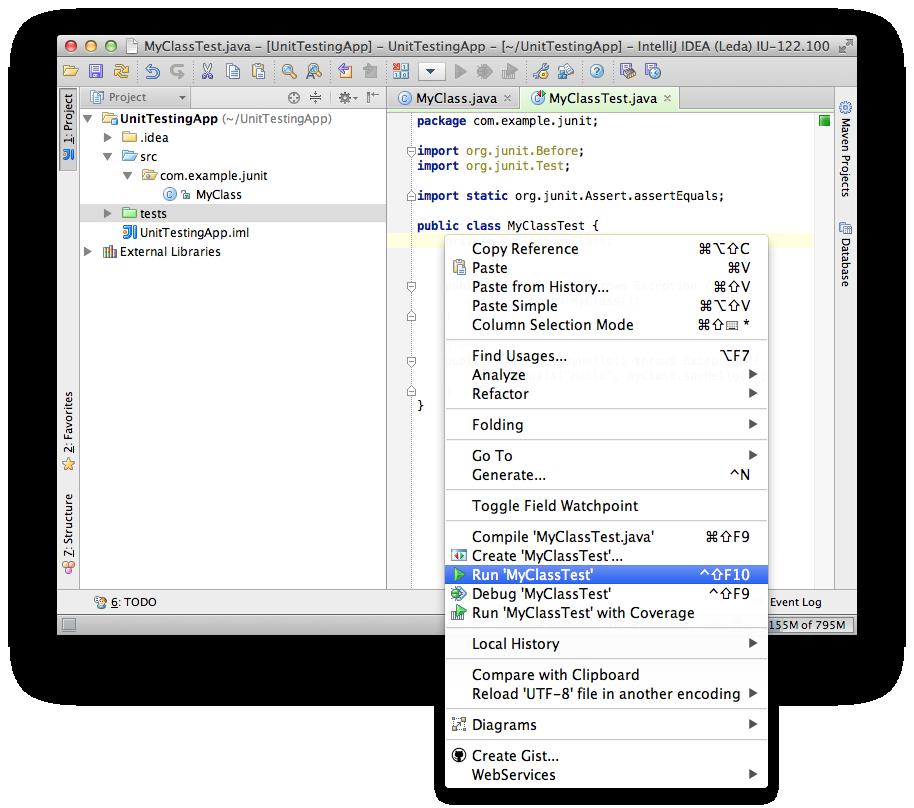 Java开发工具IntelliJ IDEA单元测试和代码覆盖率图解- 头顶锅盖的个人