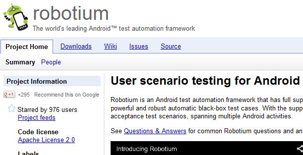 mobile testing framework 5