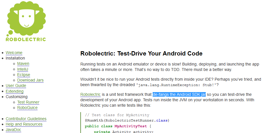 mobile testing framework 10