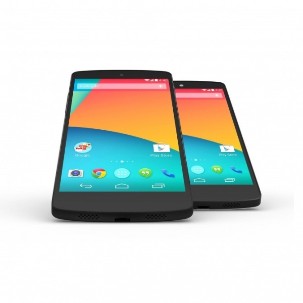 The Nexus 5 is available unlocked for $349