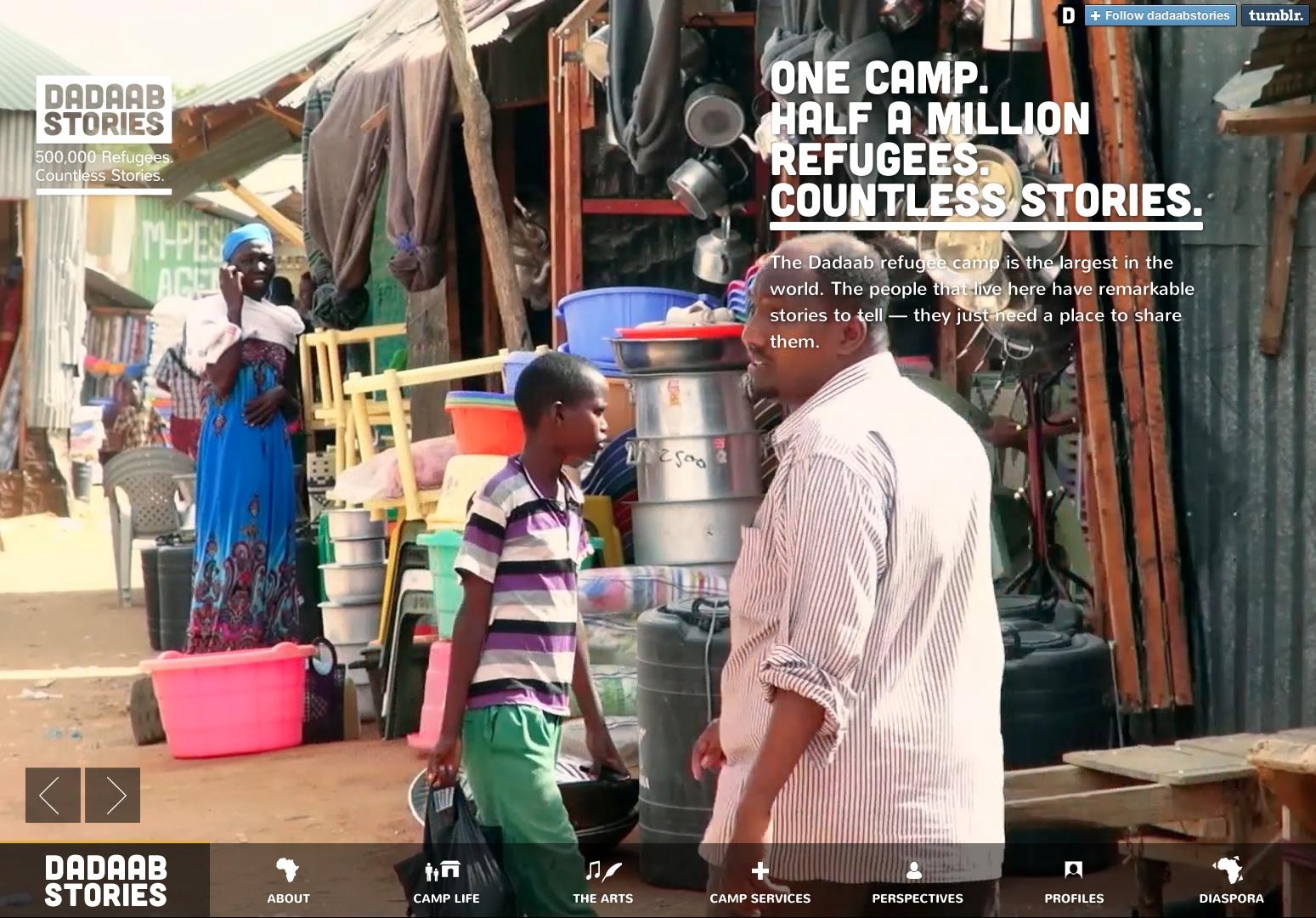 Dadaab Stories