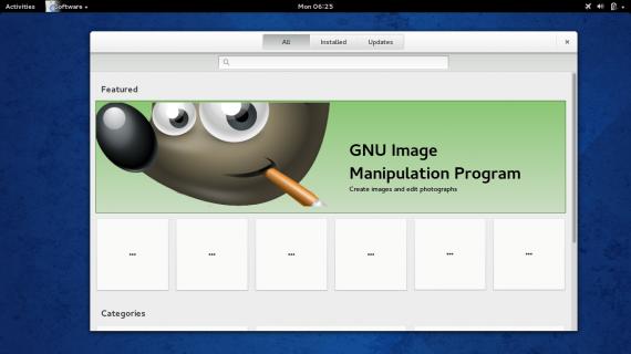 Fedora 20 gnome software center 03