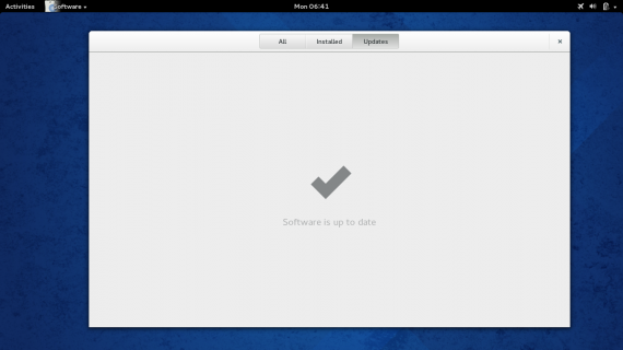 Fedora 20 gnome software center 10