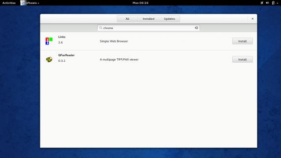 Fedora 20 gnome software center 06