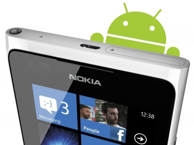 诺基亚不可能大规模做安卓手机