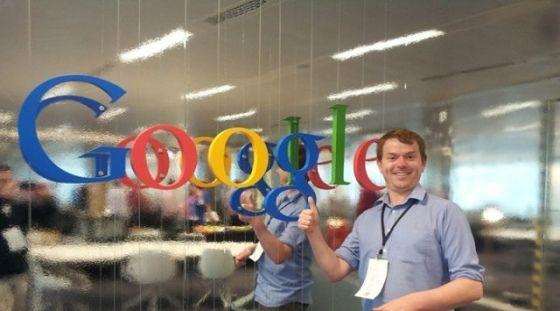 谷歌实习生待遇高压力小还能获得各种免费的福利