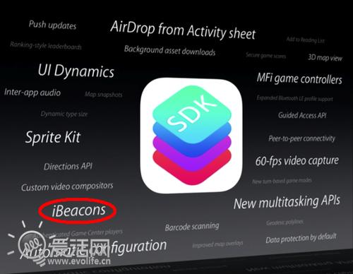 为什么说苹果iBeacons技术领先信标战争?