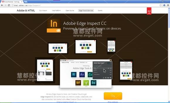 Adobe Edge Inspect,移动开发者,响应式Web设计工具