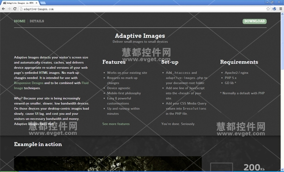 Adaptive Images,响应式Web设计