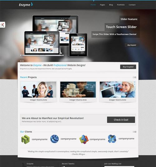 CSS3HTML5Templates-1