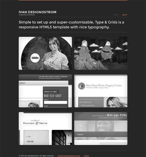 CSS3HTML5Templates-5