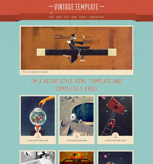 CSS3HTML5Templates-7