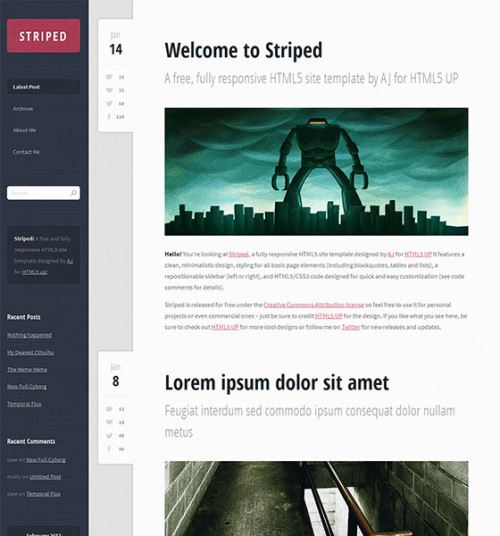 CSS3HTML5Templates-8