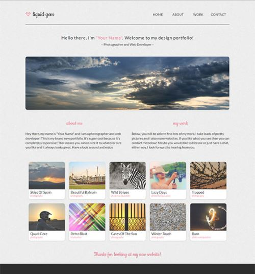 CSS3HTML5Templates-12