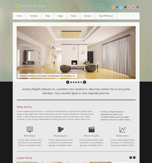 CSS3HTML5Templates-21