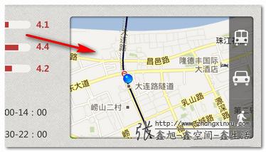 Google静态地图设计图截图缩略图