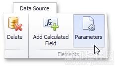 DevExpress Dashboard Parameters