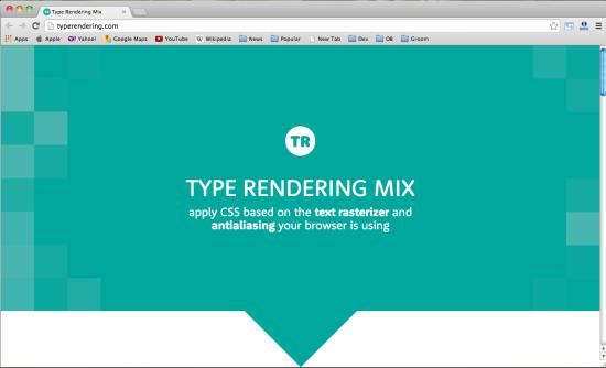 type-rendering