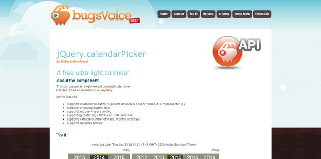 calendarpicker