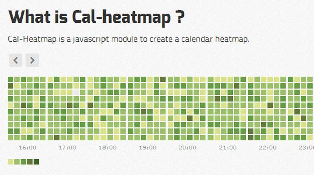 cal-heatmap