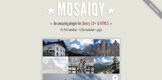 Mosaiqy