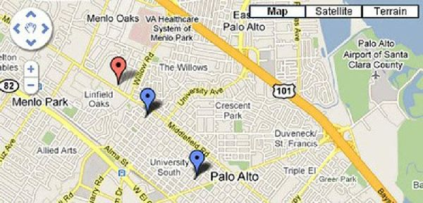 Google Maps jQuery Plugin