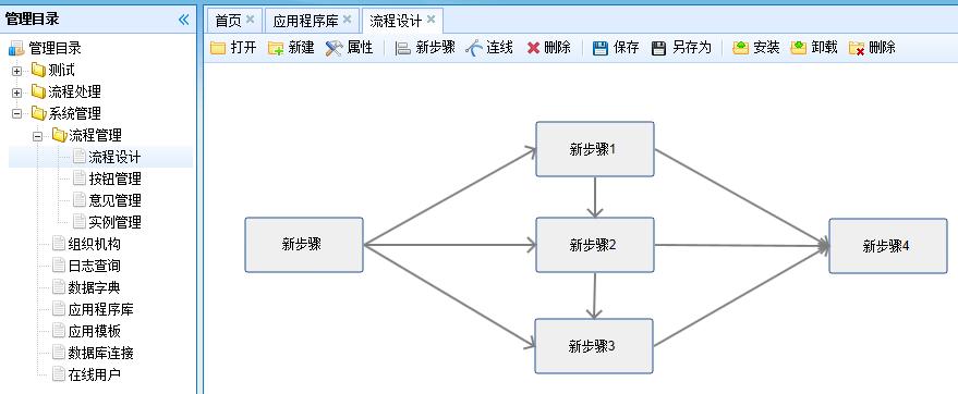 [转].NET开源工作流引擎 RoadFlow - 小东 - 1