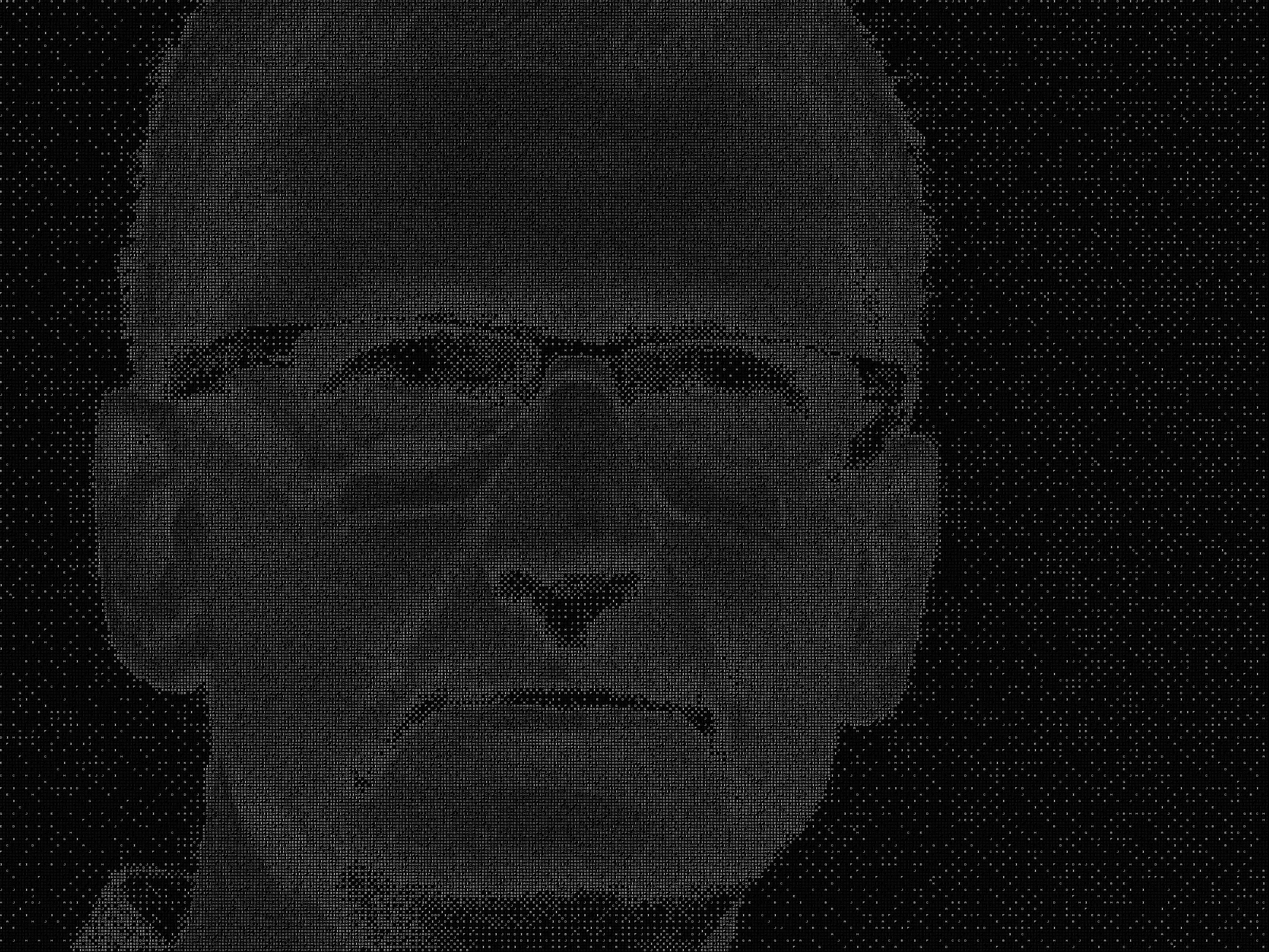 用PHP制作ASCII化的图像-行者无疆的图片