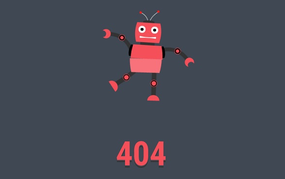 html5-404-page-animation