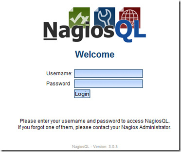 Nagiosql 安装的配置方法(一个web配置nagios的工具) - zhuzhu - 五事九思