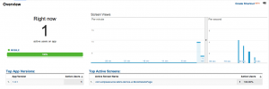 realtime 300x100 Tabris 1.4 Preview: Google Analytics