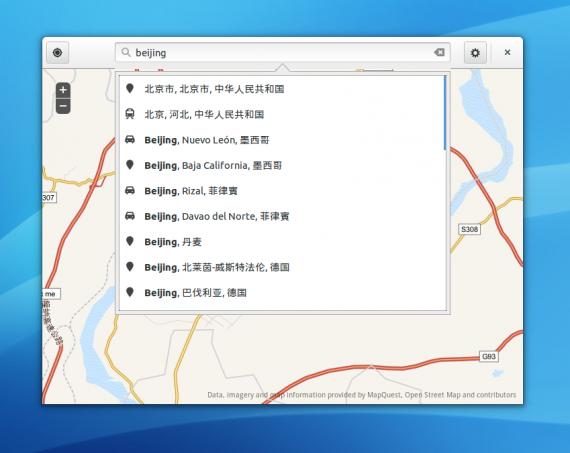 gnome 3.12 map2