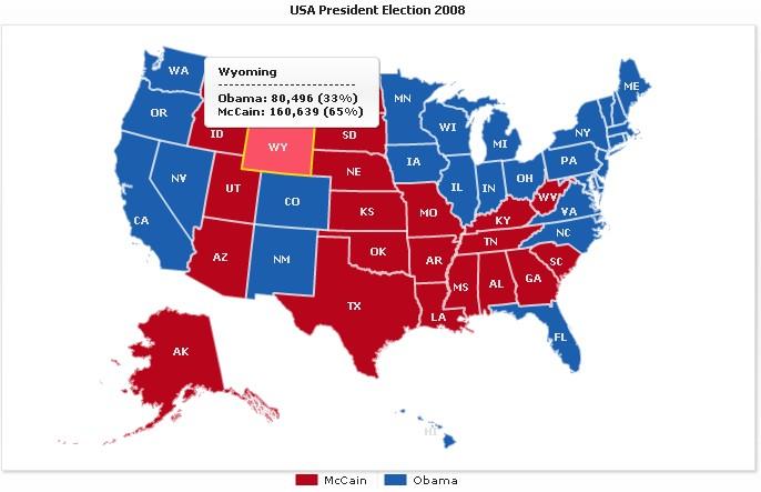 2008美国总统选举
