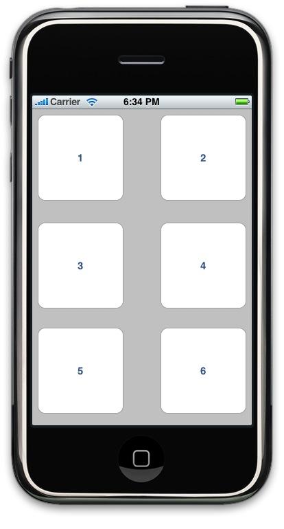 《Iphone开发基础教程》第五章&nbsp;<wbr>自动旋转和调整大小