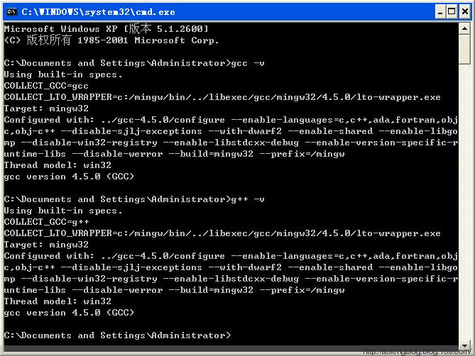 MinGW - 安装与配置 / MinGW  - Howto Install And Configuration - 傲风 - 宝剑锋从磨砺出 梅花香自苦寒来