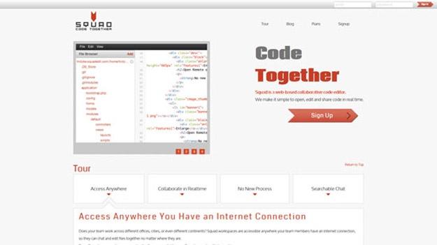 20个最强的基于浏览器的在线代码编辑器
