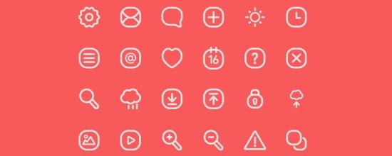 2014年25套新鲜热辣免费的图标字体-来自沈超飞的IT博客 第18张