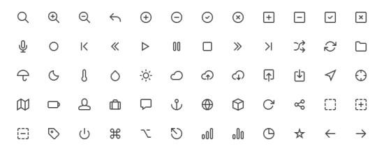 2014年25套新鲜热辣免费的图标字体-来自沈超飞的IT博客 第38张
