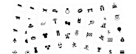2014年25套新鲜热辣免费的图标字体-来自沈超飞的IT博客 第48张