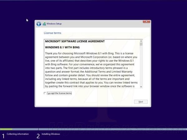 微软正式发布首款免费操作系统Windows 8.1 with Bing!