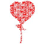 Yc.QrCodeLib.HeartBalloon