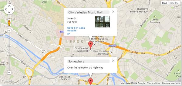 jQuery Google Maps Plugins2