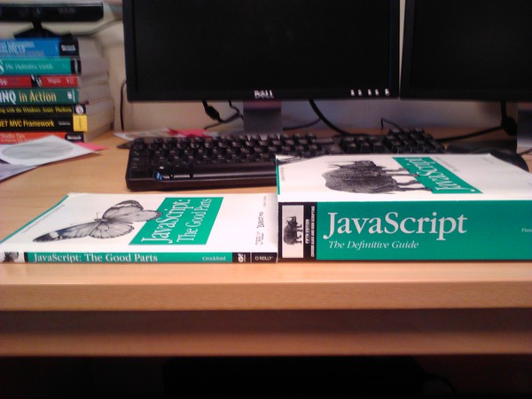 JavaScript-the-good-parts