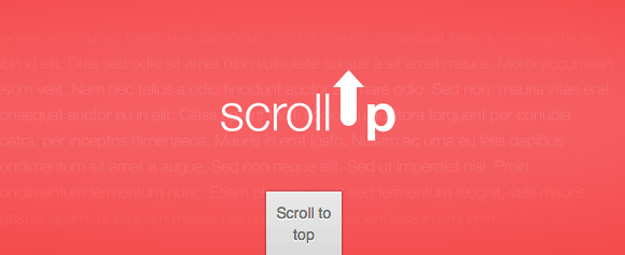 scroll-up-jquery