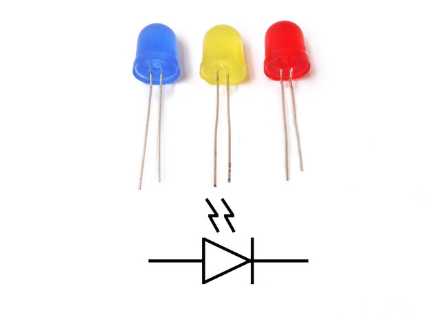 Picture of LEDs