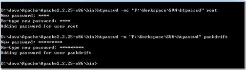 添加用户验证文件